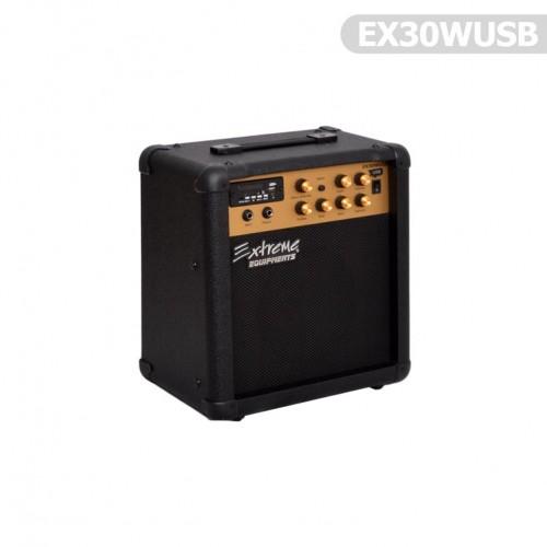 Amfi Extreme Çoklu Fonksiyon Usb-Radyo EX30WUSB - Thumbnail