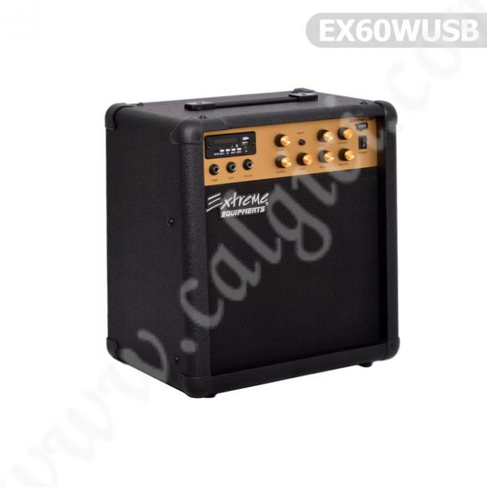 Amfi Extreme Çoklu Fonksiyon Usb-Radyo EX60WUSB