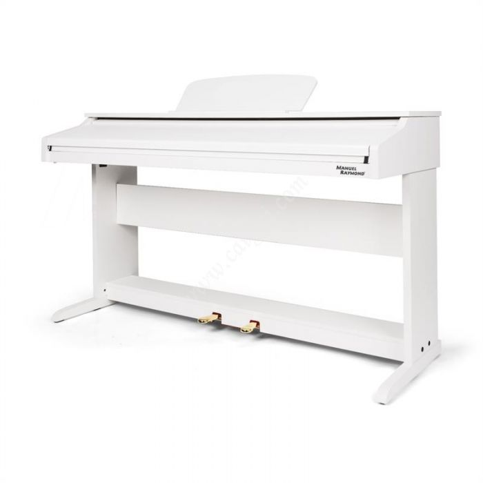 Dijital (Silent) Piyano Manuel Raymond MRP688WH