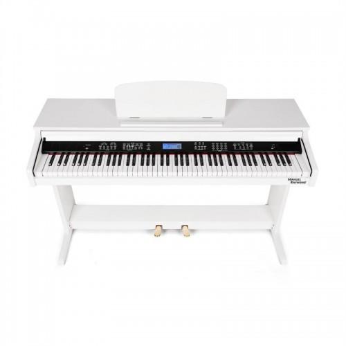 Dijital (Silent) Piyano Manuel Raymond MRP688WH - Thumbnail