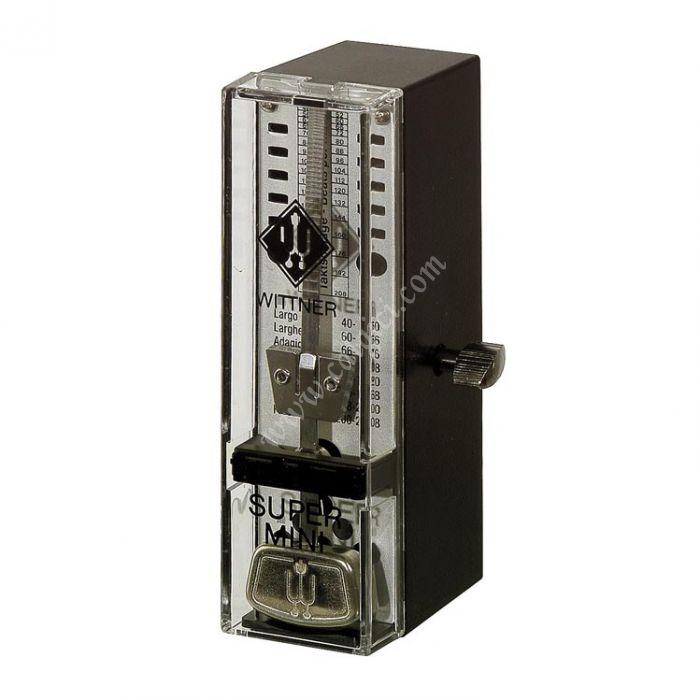 Metronom Mekanik Süper Mini Siyah 886051