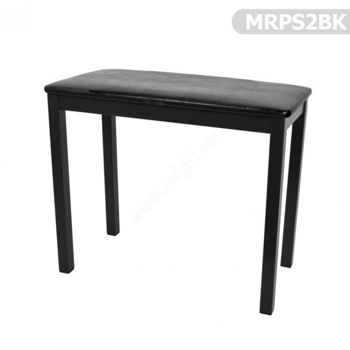Piyano Koltuğu Manuel Raymond Siyah Koltuk Tabure MRPS2BK