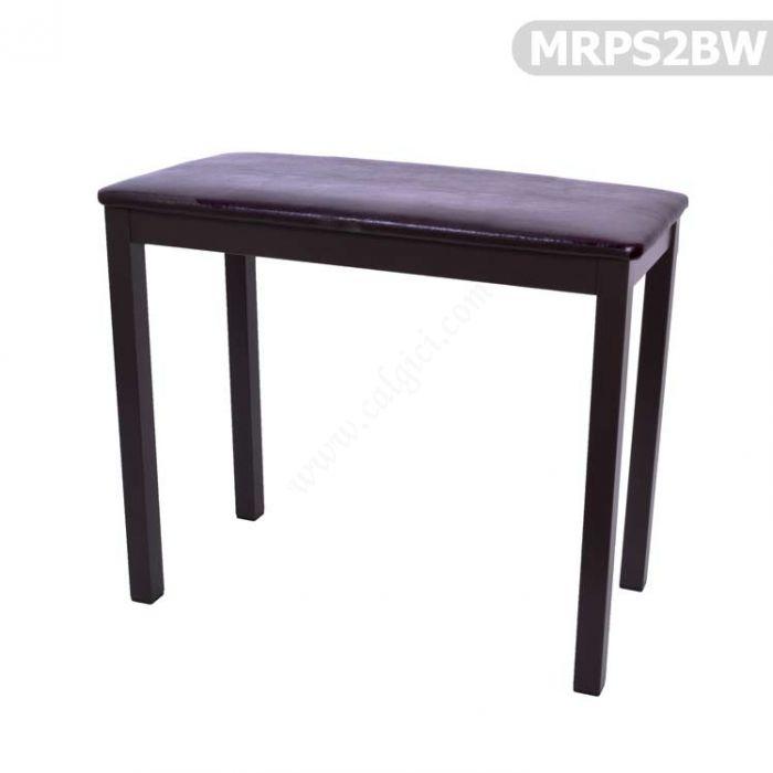 Piyano Koltuğu Manuel Raymond Kahverengi Koltuk Tabure MRPS2BW