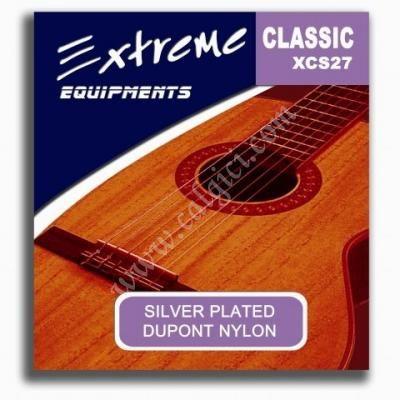 Gitar Aksesuar Klasik Teli Extreme XCS27