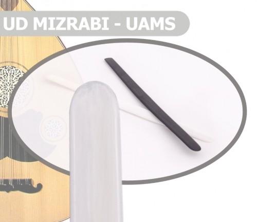 Ud Mızrabı (Beyaz) - UAMY - Thumbnail