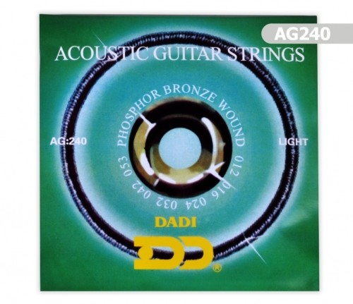 Gitar aksesuar Akustik Teli Dadi AG240 - Thumbnail