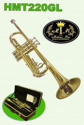 Trompet Helena Mia HMT220GL - Thumbnail