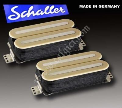 Çubuk Manyetik Schaller 216WH Hot Stuff Pickup
